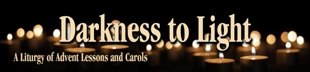 A Liturgy of Advent Lessons and Carols